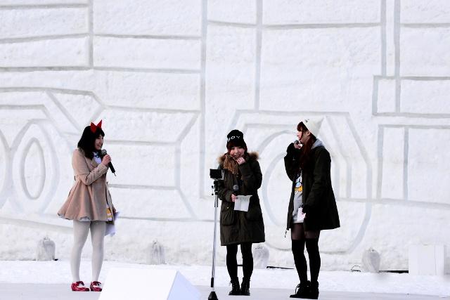 第55回旭川冬まつりで「アイドル発掘オーディション」初開催!