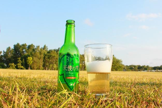 ワイナリーが作る地ビール「北海道ワイン」(小樽市)