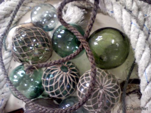 ガラス工芸が盛んな小樽