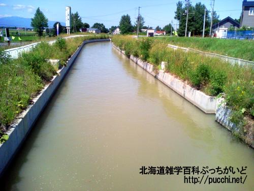日本最長の北海幹線用水路