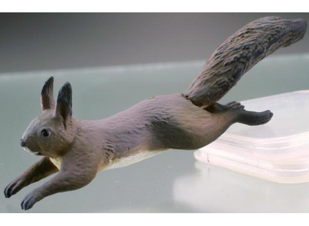 北海道の生物をフィギュアにした『北海道ランド』道内限定で販売中