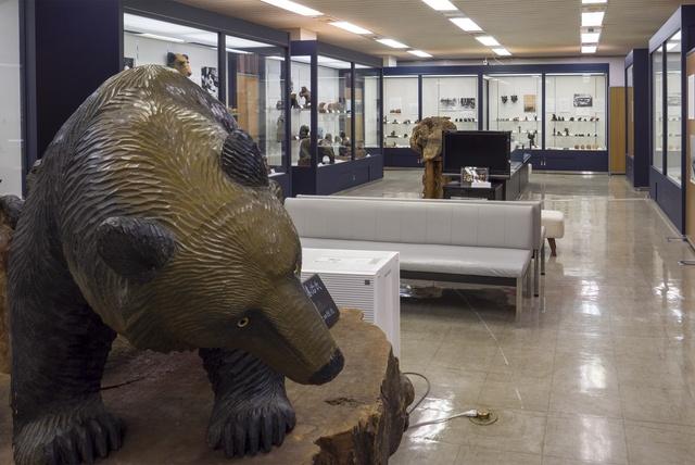 北海道土産の定番だった木彫り熊―その発祥地は八雲町だった!