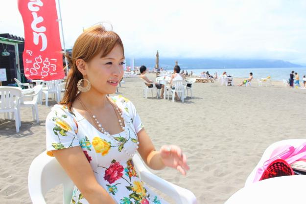 北海道だって海水浴場はある!