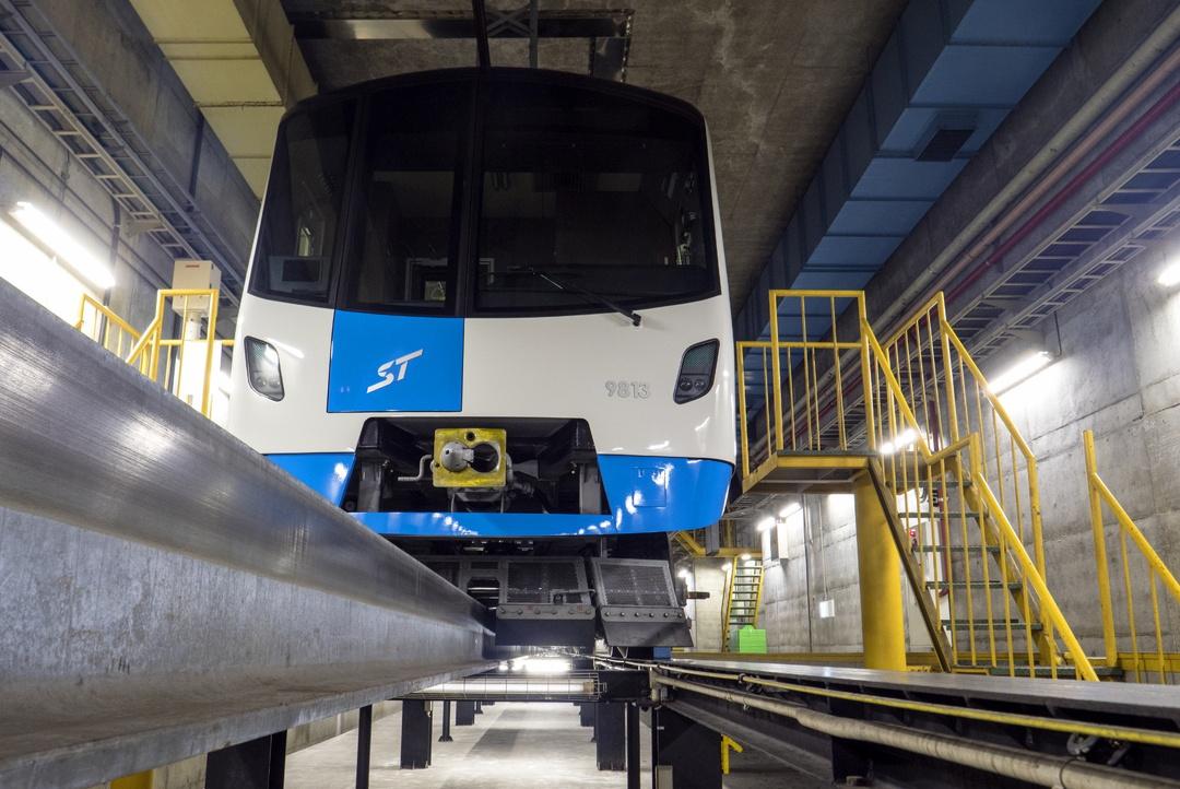 札幌市営地下鉄の終着駅の奥ってどうなってるの?留置線に潜入!