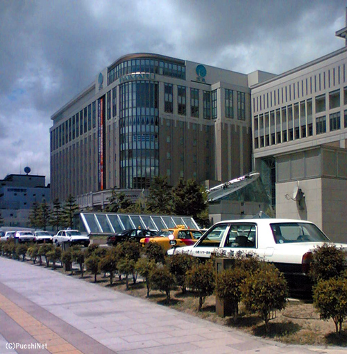 札幌市中心部の百貨店(デパート)事情