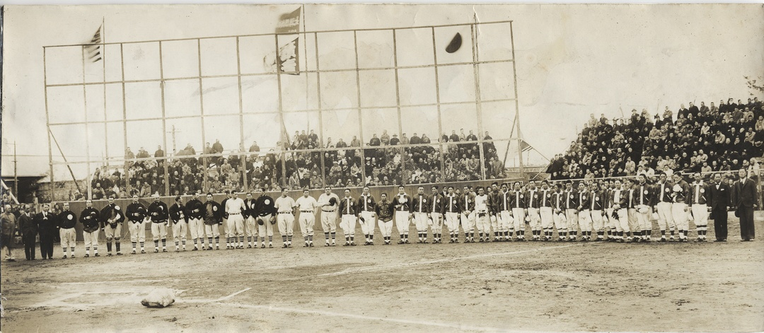 明治から道民を夢中にさせてきた野球―貴重な写真と共にその歴史に迫る