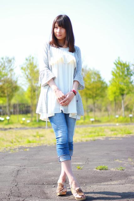 6月はどんな服装がいい?道産子ガールズファッション