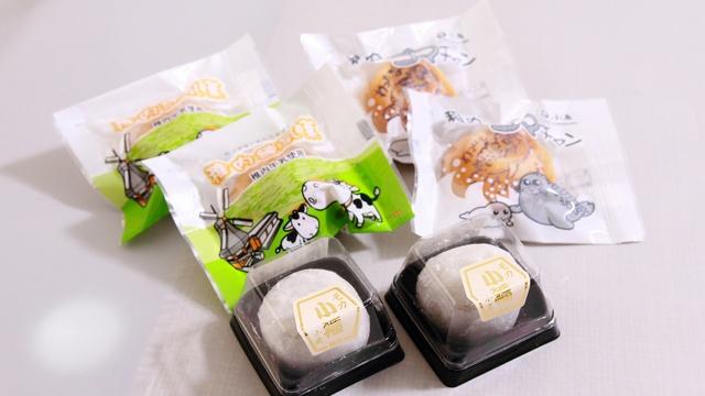 稚内土産「流氷まんじゅう」を生んだ最北の街の老舗菓子店「小鹿」