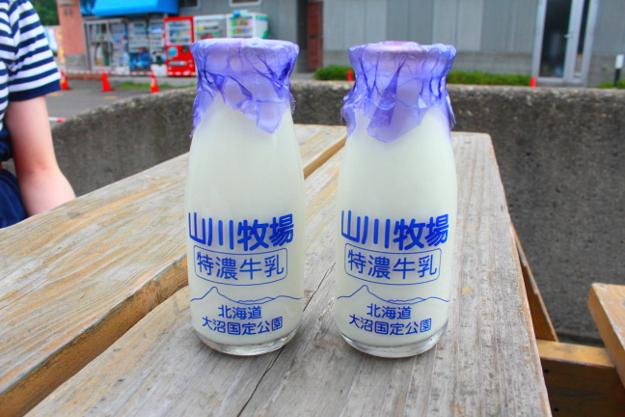 道南屈指の美味しさを誇る 山川牧場自然牛乳とソフトクリーム