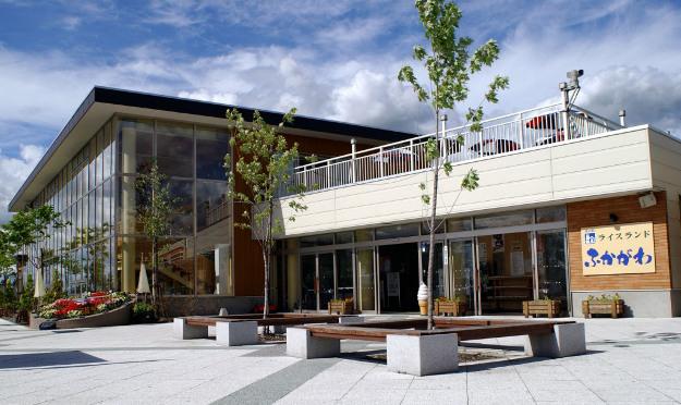 「道の駅ライスランドふかがわ」が10周年記念企画、リニューアル工事も