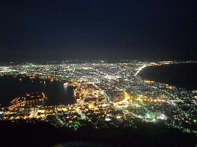 全国ナンバー1の観光スポットが決定! TDFK47総選挙で函館山がセンターに