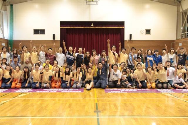 200人で作った巨大アート! 十勝発・豆モザイクアートで世界一に挑戦!
