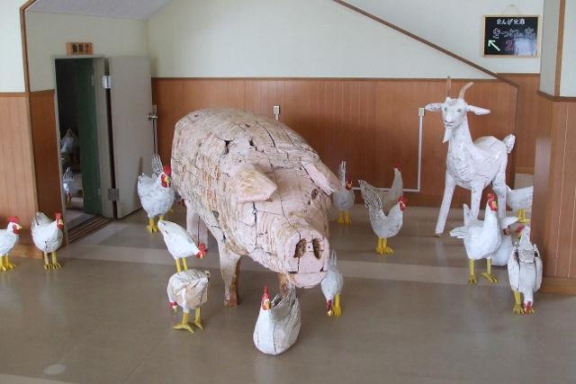 今年の夏はおんねゆ温泉街がアツい!大規模アート展覧会を開催