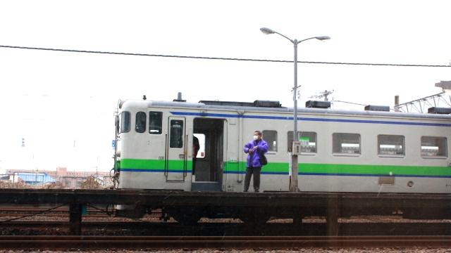 江差線・第三セクター鉄道の名称「道南いさりび鉄道」に決定!!