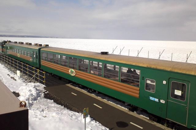 流氷シーズン到来!流氷初日を迎えた網走で流氷を追いかけてみた