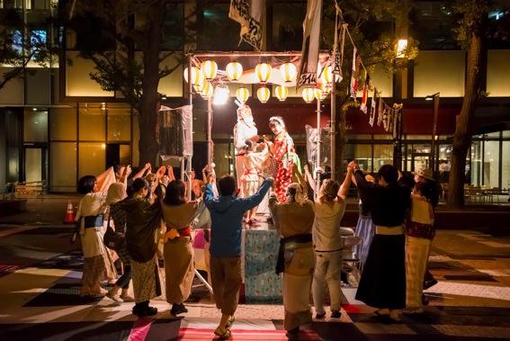 札幌駅前通地区に新しいお祭り誕生!「さっぽろ八月祭」初開催へ