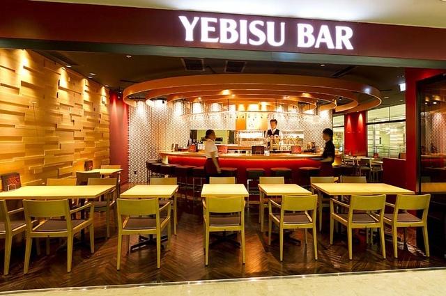 「YEBISU BAR」が北海道初上陸!札幌・アピアでヱビスビールの魅力を