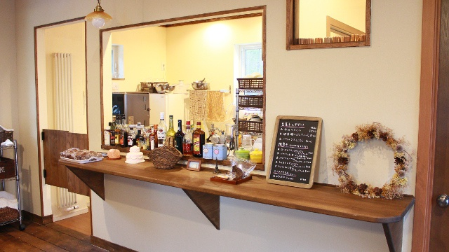 手づくりタルトが美味しい!美瑛郊外のカフェ『Café Le Paradis』