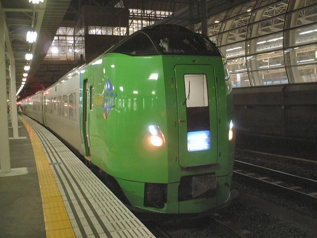 北海道新幹線開業日が2016/3/26に決定!カシオペア・白鳥は廃止へ