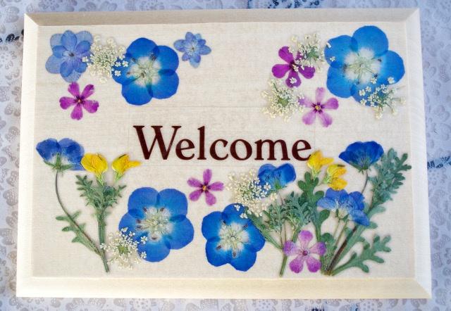 旭川近郊で育った花々を使って「フラワークラフト」づくり体験!