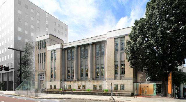 北菓楼札幌本館3/18オープン!歴史的建造物旧文書館別館の歴史を継承