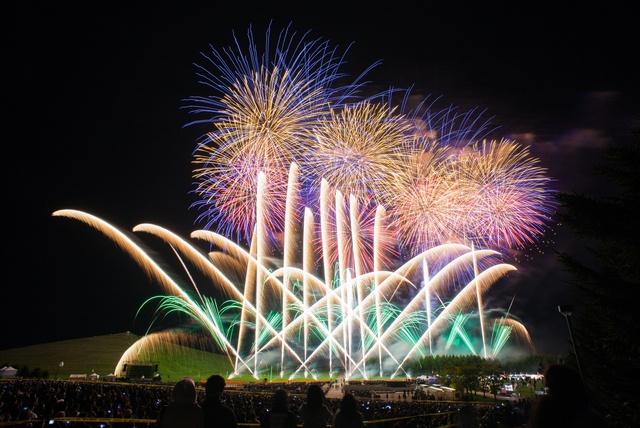 世界を意識した花火大会へ―5回目の「モエレ沼芸術花火」概要発表