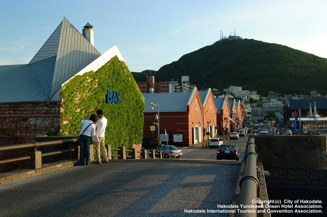 函館観光の新提案!プロのコーディネートでイメチェン!大人女子旅