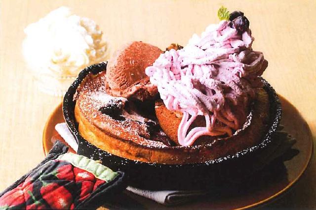 厚真産ハスカップスイーツはいかが?11月に札幌で期間限定コラボ企画