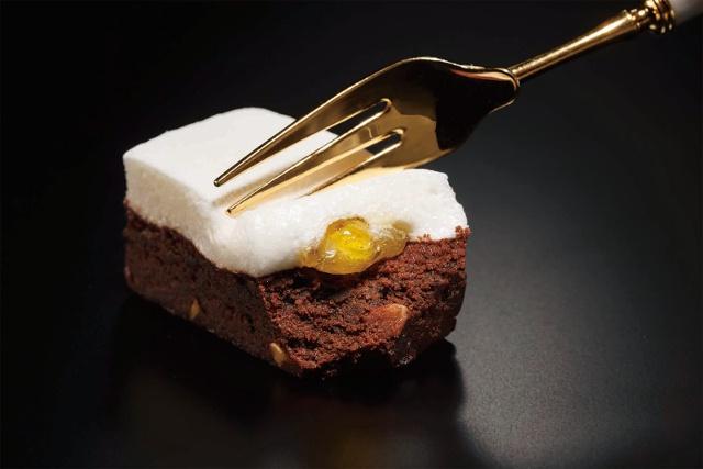 北海道をイメージしたスイーツ「雪のブラウニーケーキ」道内限定発売!!