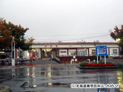 池田駅(いけだ):ふるさと銀河線