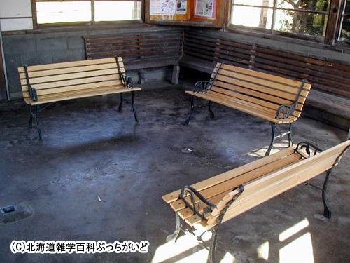 大誉地駅(およち):ふるさと銀河線
