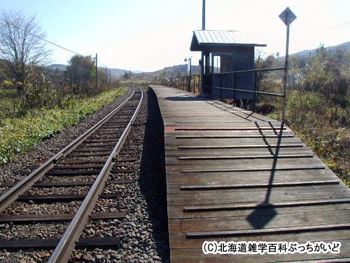 分線駅(ぶんせん):ふるさと銀河線