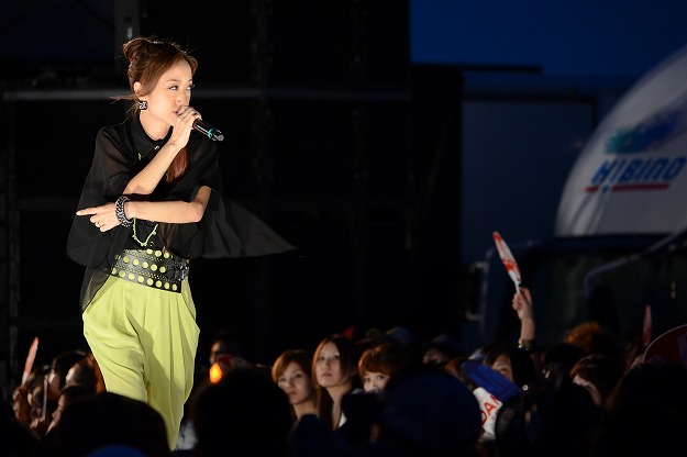 あの有名モデルや歌手が間近に!「HAKODATE黒船2012」リポート