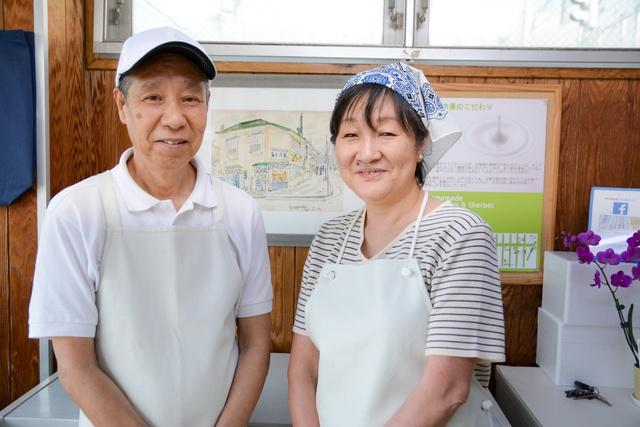 ご当地アイスクリーム最高金賞! 函館・冨士冷菓「獺祭 酒粕あいす」