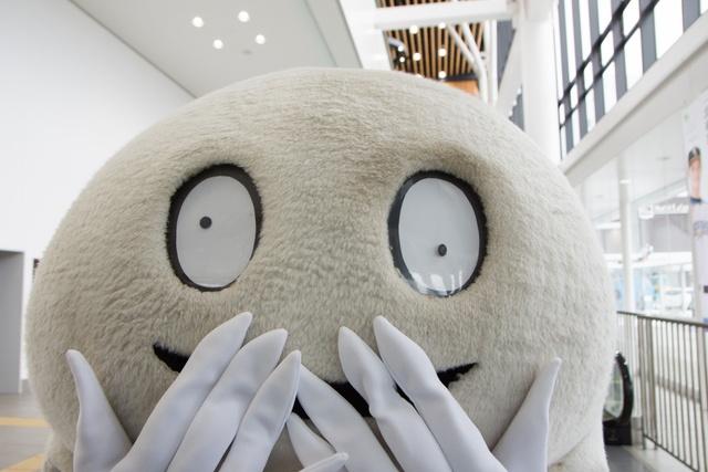 新幹線駅のある北斗市でキモカワ系キャラ「ずーしーほっきー」増殖中!