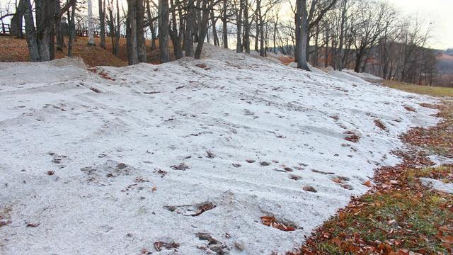 なぜ夏でも真っ白なのか?陸別にある「白いチャシ跡」の謎に迫る!