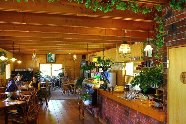 女性必見!アロニアスイーツが堪能できる大滝のカフェ「アイバレー」