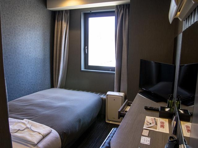 オシャレな部屋に驚きの価格で泊まれる!ホテルリリーフ札幌すすきの