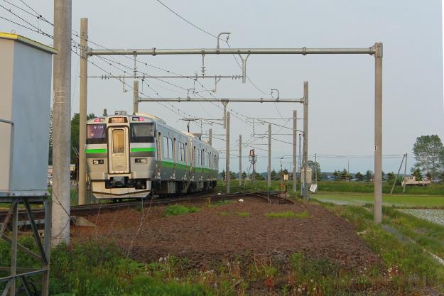 イメージがらり! JR学園都市線 電化終端駅を訪ねた