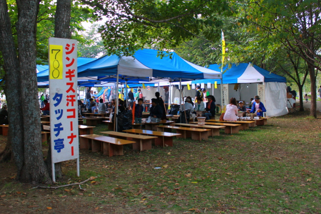 千歳でダブル開催!『キリン北海道ビアフェスタ』と『インディアン水車まつり』