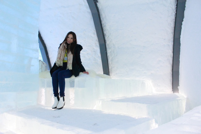 氷と雪でできた北欧風ホテル村「アイスヒルズホテル」が当別町に誕生!