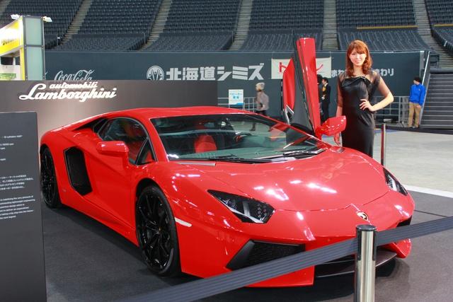 前回以上にスケールアップ! 226台が集結「札幌モーターショー2014」開幕