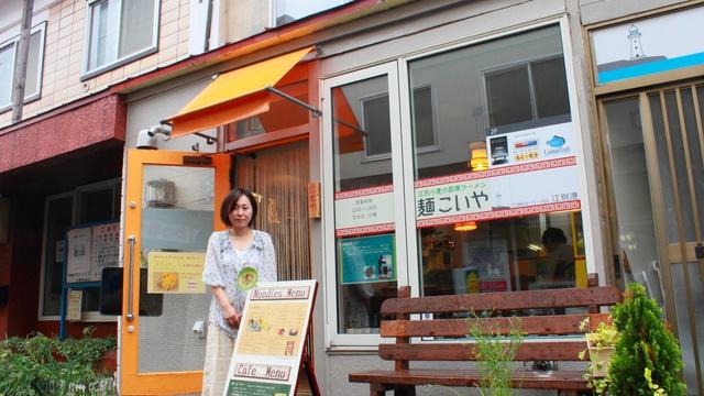 亜麻作りの楽しさ広めたい!江別大麻で「亜麻カフェ」開催