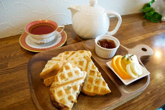 紅茶と紅茶スイーツで優雅なひとときを―紅茶専門店チャチャドロップ