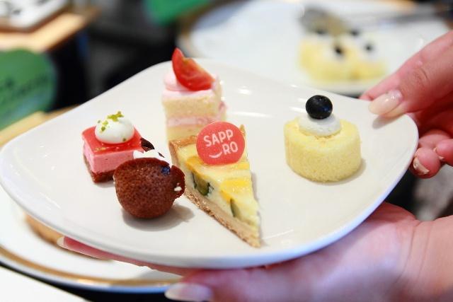 北海道応援がアツい! センチュリーロイヤルホテルの朝食ビュッフェ