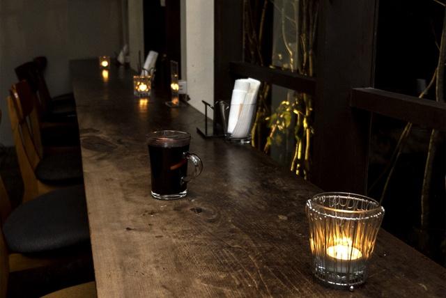 夜景を楽しんだ後は夜カフェへ!充実度が増した藻岩山麓「CAFE BLUE」