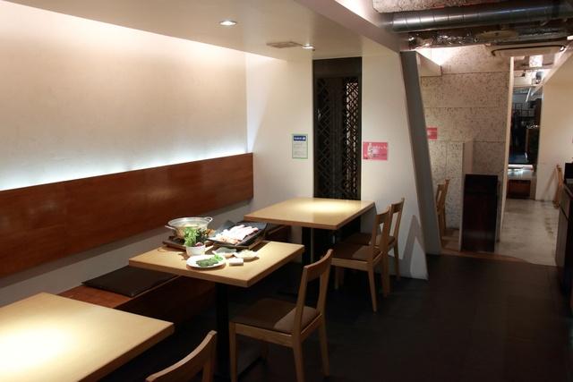きれいな空間で韓国料理を。女性に人気のコリアンダイニング「Mirine」