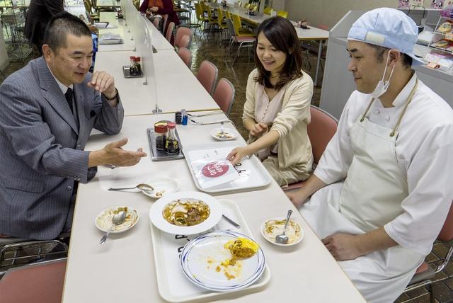 札幌市役所食堂でホテルランチ!? 2日間限定「ニコッとスマイルランチ」