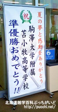 駒大苫小牧2006の軌跡!!