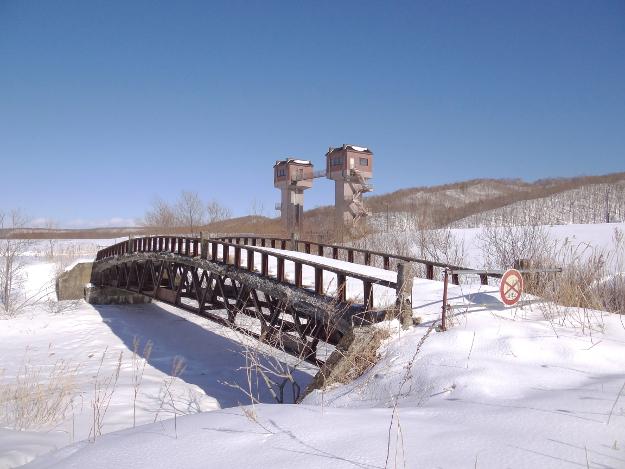釧路の古築を訪ねてみる(1) 岩保木水門